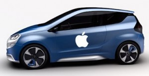 Apple electric minivan