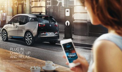 Bmw I Electric Cars And Greenlots Expanding Electric Transportation