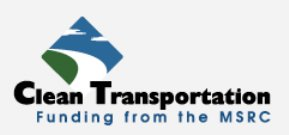 Clean transportation funding from MSRC