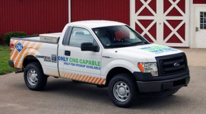Ford CNG F-150