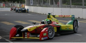 Lucas Di Grassi wins Long Beach ePrix