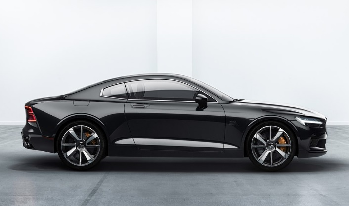 It S A Two Door 2 Seat Coupe With An Electric Performance Hybrid Drivetrain Capable Of Going About 93 Miles On Battery