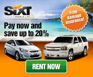 Sixt affiliate image