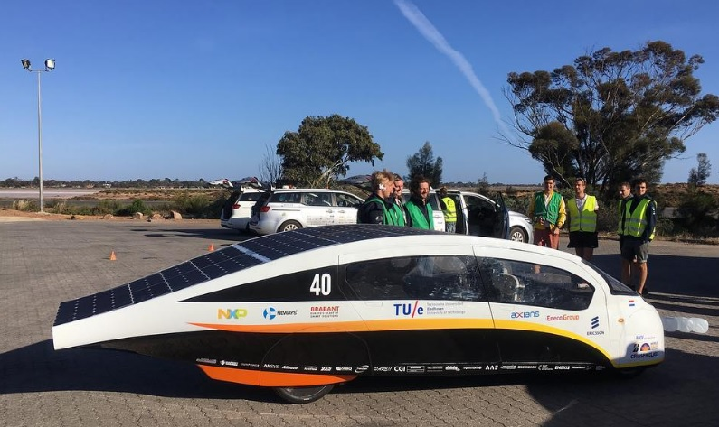 Stella Wins World Solar Challenge Team Eindhoven And Its Vie Electric Vehicle Earlier This Month Won The 30th In
