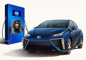 hydrogen fuel cell vehicles Archives - Green Auto Market
