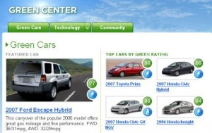 Used geen cars