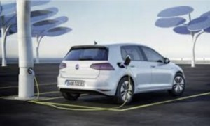 VW electric vehicles